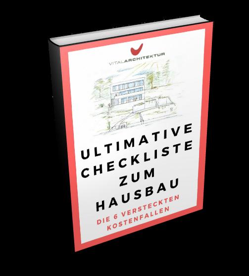 download die ultimative checkliste zum hausbau vitalarchitektur. Black Bedroom Furniture Sets. Home Design Ideas