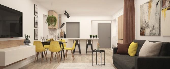 Wohnfläche optimal nutzen